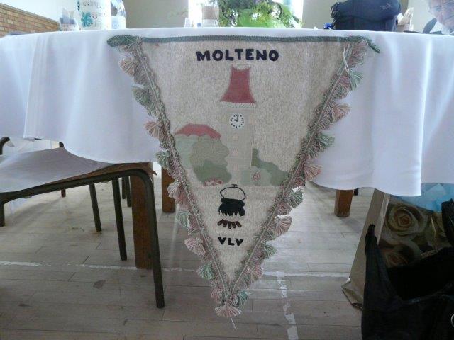 Die vaandel van die gasvroutak, Molteno, Sirkel NOK.