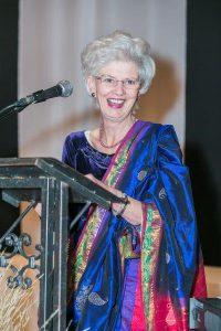 Mrs Erika Lubbe, CWAA President: ACWW Conference, Chennai, India