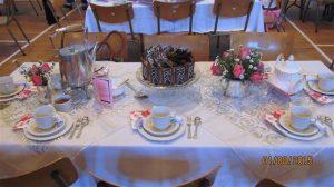 Mooiste tafel (Custom)