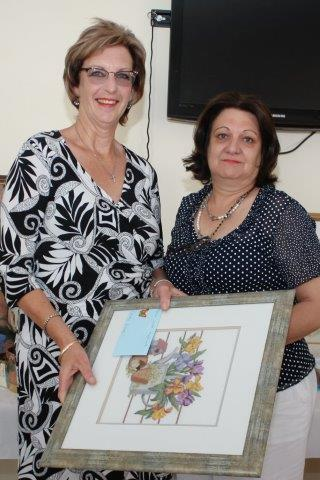 Dorothy Visser en Joline Russouw 11 Nov 15 (klein)