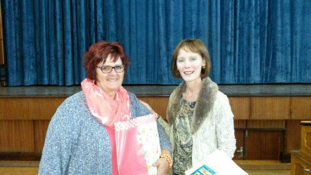 Hurita Visser en Karen van Bosch