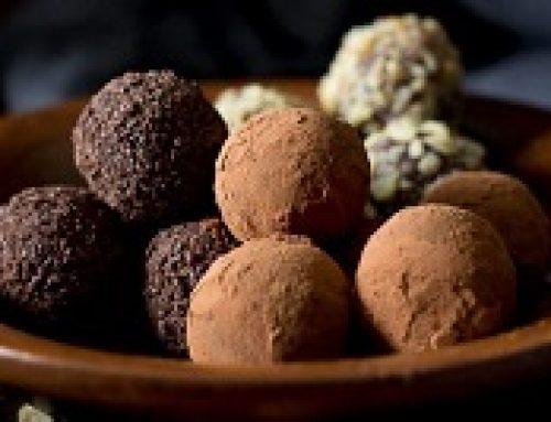 Diepkloof maak heerlike truffles