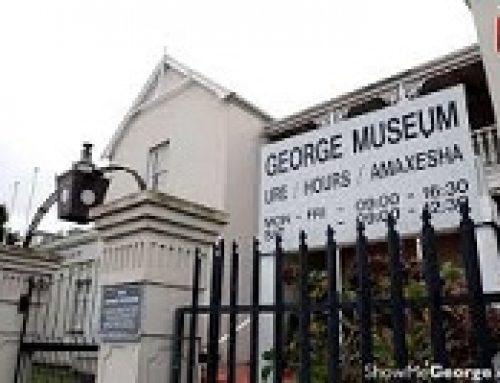 Besoek aan George Museum