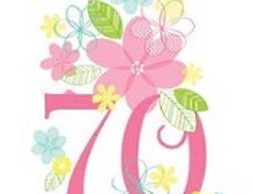 Kraaifontein vier hul 70ste verjaardag