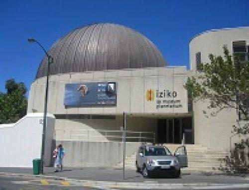 Besoek aan die planetarium
