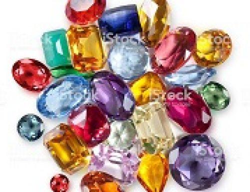 Skatkis vol juwele