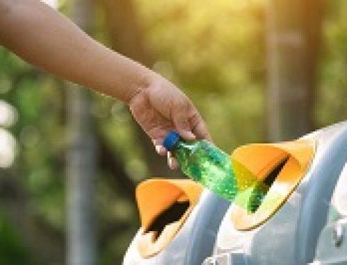 Gebruik minder plastiek