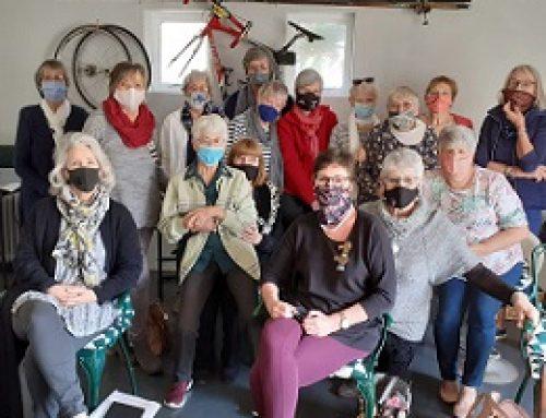 Gepantser met ons maskers