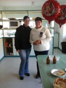 2. Leandra Schoeman en Bertha Rossouw - Mei se verjaarsdag dames