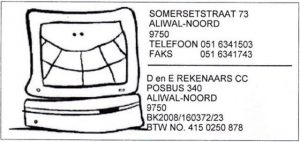 D&E Rekenaars (Custom)