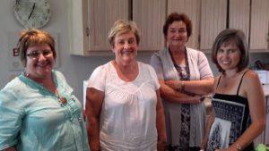 Vlnr Jacobie Botha, Annatjie de Villiers, Frena Muller, Samantha Groenewald