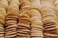 Besoek aan koekiefabriek